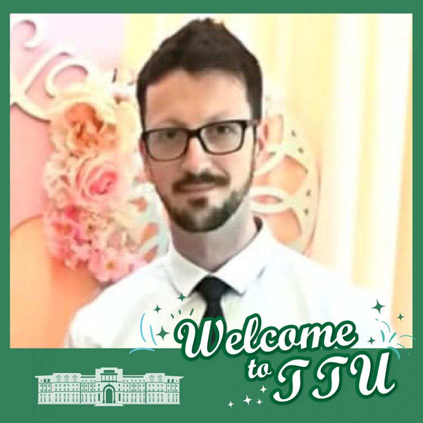 [WELCOME TO TTU]  TTUers vui mừng chào đón Dr. Davi Ludvig Goncalves đến tham quan và chia sẻ tại Đại học Tân Tạo