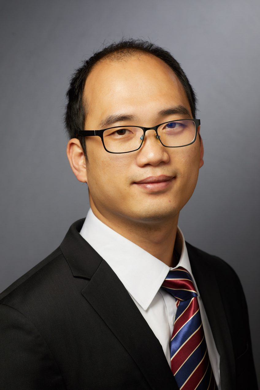 Welcome to Dr. Minh Nam Nguyen to School of Biotechnology