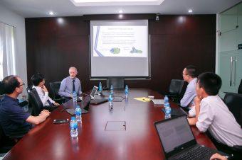 GS Anthony Rhodes thăm TTU: Tiềm năng hợp tác bứt phá về nghiên cứu Ung thư